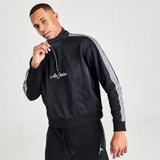 Hàng Chính Hãng Áo Khoác Nike Jordan Remastered Half-Zip Sweatshirt Black 2020**