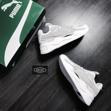 Hàng Chính Hãng Puma RS-X Softcase Grey/White **2020**