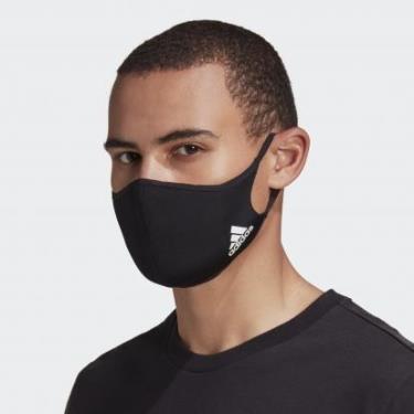 Pack 3 cái ~~  Khẩu Trang Adidas Face Cover Black  2021** DEAL 12Hours