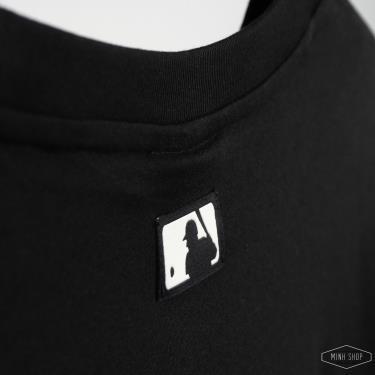 Hàng Chính Hãng Áo Thun MLB NY Big Logo Black/White 2020**