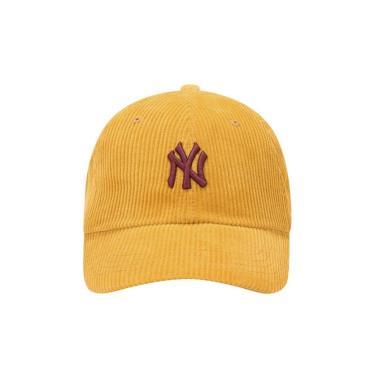 Hàng Chính Hãng Nón MLB Corduroy N-Cover Ball Cap New York Yankees 2020**