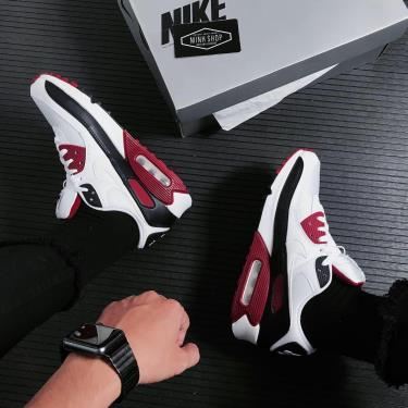 🆘Highest Rated🆘 Nike Air Max 90 Recraft New Maroon  [CT4352 104]