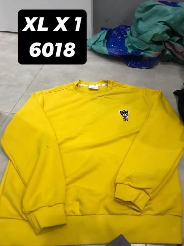 Hàng Chính Hãng Áo Sweater MLB Yankees Yellow 2019**