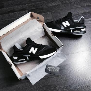 Hàng Chính Hãng Newbalance  997 Black/White 2020**