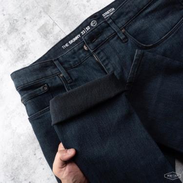 75% OFF (CÓ BIG SIZE) Hàng Chính Hãng Quần Jeans C&A The Skinny Dark Blue 2021**