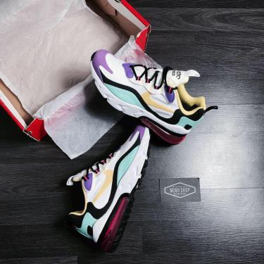 Hàng Chính Hãng Nike Air Max 270 React  'Bright Violet' **2020**
