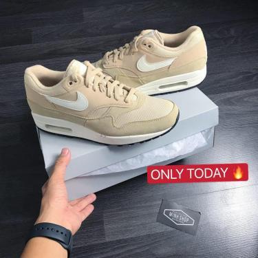 FLASH DEAL 70%  Hàng Chính Hãng  Nike Air Max 1 Beige 2020**