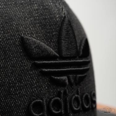 Hàng Chính Hãng Nón Adidas Snapback All Black 2020**