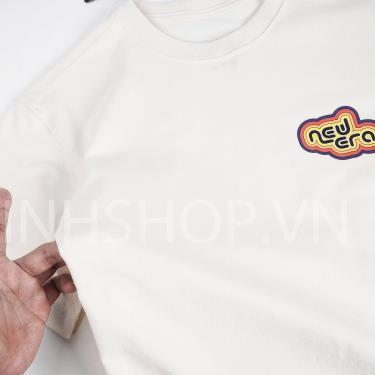 Hàng Chính Hãng Áo Thun New Era Cream Logo Mutilcolor 2021**