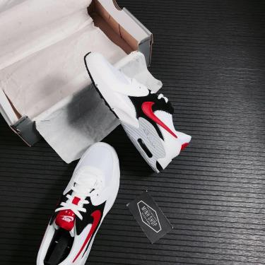 Nike Air Max Excee White University Red  [CD6894 105]