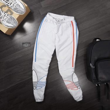 Hàng Chính Hãng Quần Jogger Adidas  White/Blue/Red 2021**