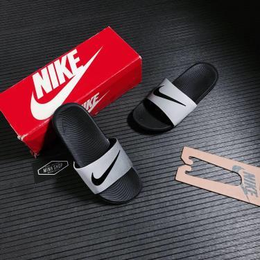 Hàng Chính Hãng Dép Nike Kawa Black  2021**
