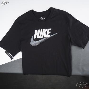 Hàng Chính Hãng Áo Thun Nike Tee Brand Mark Black 2020**