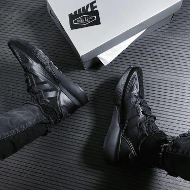 Hàng Chính Hãng Adidas ZX 2K Boost Triple Black 2021** [FV9993]
