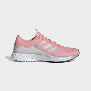 Hàng Chính Hãng Adidas SL20 Pink/Silver Metallic 2020**
