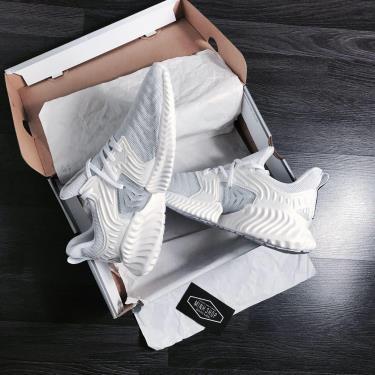 Hàng Chính Hãng Adidas Alphabounce Instinct CC Cloud White 2020**