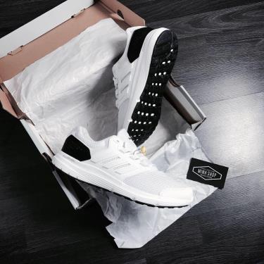 Hàng Chính Hãng Adidas Galaxy 4 White/Black 2020**