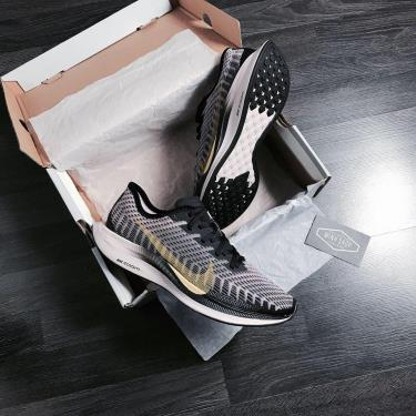 Hàng Chính Hãng Nike Zoom Pegasus Turbo 2 Black/Plum Chalk/Platinum 2020**