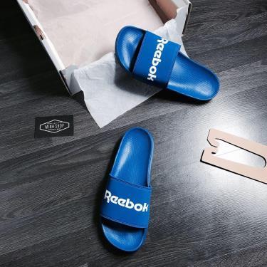 Hàng Chính Hãng Dép Reebok Classic Slide Blue 2020**
