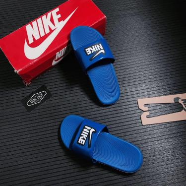 Hàng Chính Hãng Dép Nike Kawa Blue  2021**