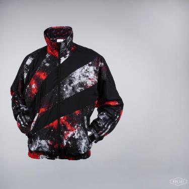 70~DEAL OFF Hàng Chính Hãng Áo Khoác Jacket Adidas Black/Red Galaxy 2021**