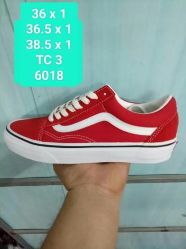 Hàng Chính Hãng Vans Old Skul Red2019**