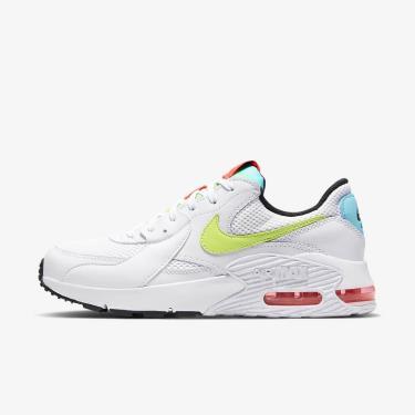 Hàng Chính Hãng Nike  Air Max Excee 'White Volt' 2021**