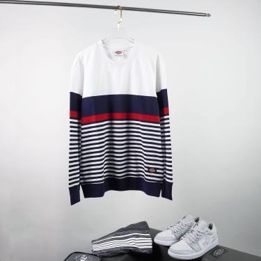 Áo Dickies White /Navy/Red **