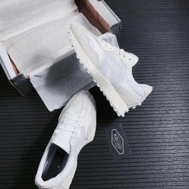 Giày NewBalance 327 Sail White/Beige-Grey ** [WS327SFD]