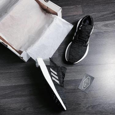 """Hàng Chính Hãng  Adidas Pure Boost Go """"Core Black/Grey"""" **2020**"""