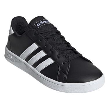 FLASH EVENT 70% Hàng Chính Hãng Adidas Grand Court Black/White 2020**