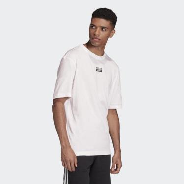 Hàng Chính Hãng Áo Thun Adidas R.Y.V White 2021**