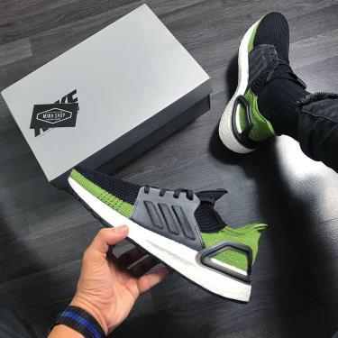 """MUA 1 TẶNG 1~ Hàng Chính Hãng Adidas Ultra Boost 5.0 """"Tech Olive"""" 2020**"""