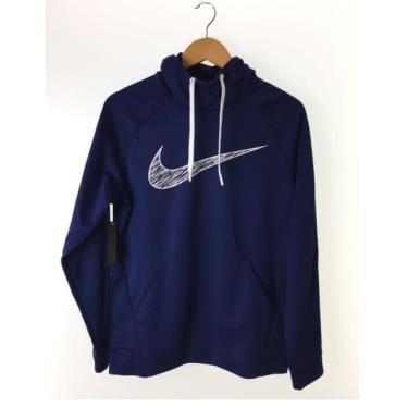 Hàng Chính Hãng Áo Hoodie Nike Brushed Blue 2020**