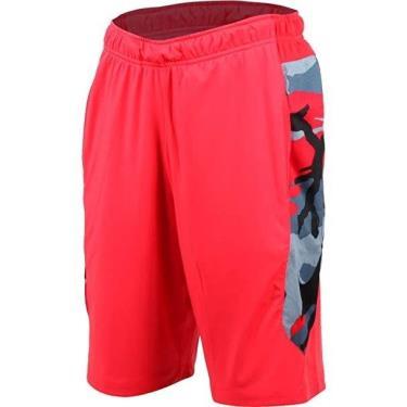 Hàng Chính Hãng Quần Short Nike Dri Fit Hyper Speed Camo Knit Cool Red 2020**