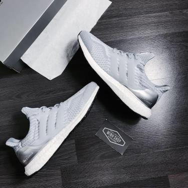 Hàng Chính Hãng Adidas Ultra Boost DNA Grey 2020**