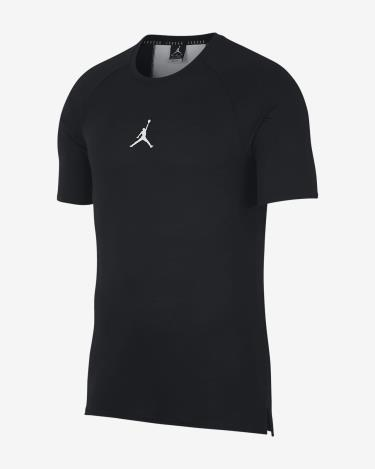 Hàng Chính Hãng Áo Thun Nike Jordan Air 23 Alpha Black 2021**