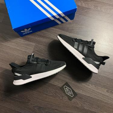 '' FLASH DEAL 70% '' Hàng Chính Hãng Adidas U_Path Run 'Core Black' 2020**