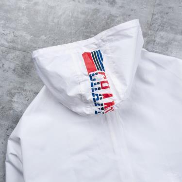 Hàng Chính Hãng Áo Khoác Champion Packable Jacket White  Logo 2021**