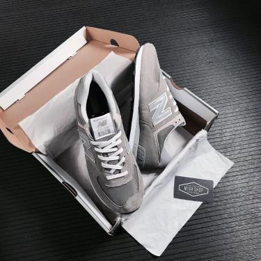 Hàng Chính Hãng NewBalance 574 Grey 2021**