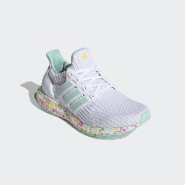 🔘 TOP Trend 🔘  Adidas Ultraboost 4.0 DNA White/Mint * [FZ3889]