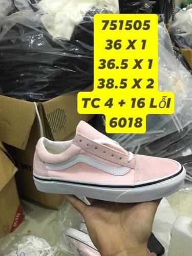 Hàng Chính Hãng Vans  Old Skool Classics Pink  2019**