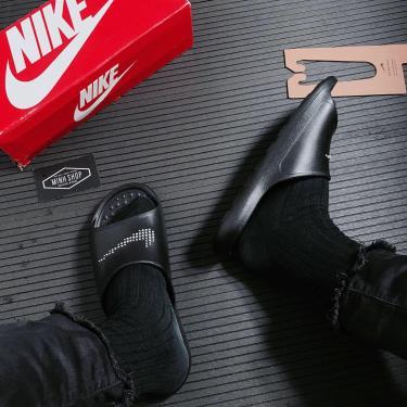 Hàng Chính Hãng Dép Nike Victori One Black 2021**