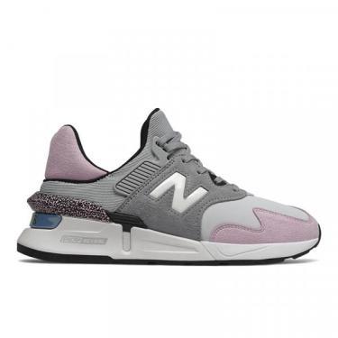 Hàng Chính Hãng NewBalance 997 Steel Crystal Pink 2020**