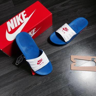 Hàng Chính Hãng Dép Nike Air Max Camden White/Blue 2020**