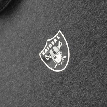 Hàng Chính Hãng Áo Thun New Era Raiders Grey 2020**