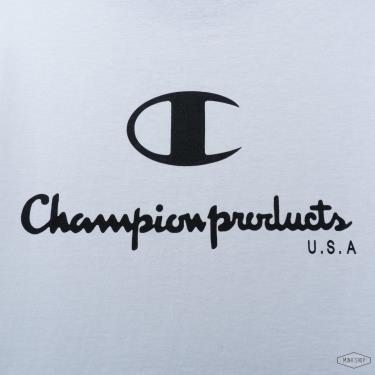 Hàng Chính Hãng Áo Thun Champion Products Graphic Tee White 2021**