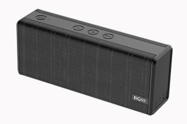 Hàng Chính Hãng Loa Doss SoundBox Black Portable Wireless Bluetooth 4.0 Speaker 2020**