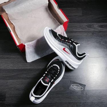Hàng Chính Hãng Nike Air Max Axis Black Metallic Platinum White 2020**