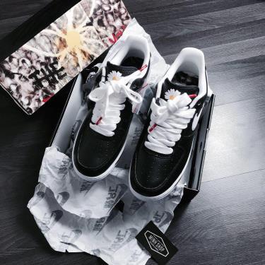 Hàng Chính Hãng G-Dragon x Nike Air Force 1 Para-Noise 2020**